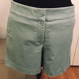 "NWT Ann Taylor Loft Riviera Shorts 6"" inseam -sage"